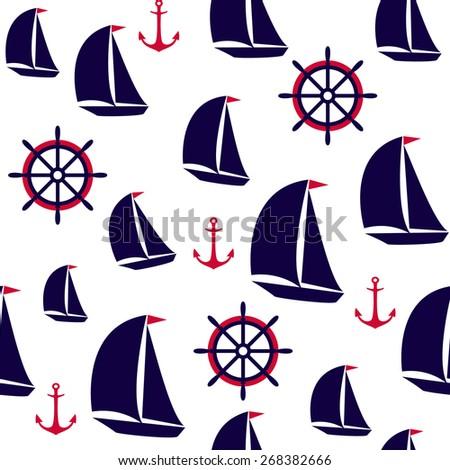 nautical background sailing