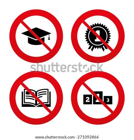 no  ban or stop signs