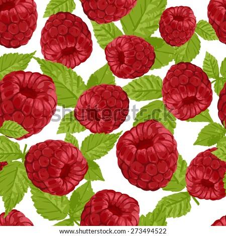 raspberry seamless