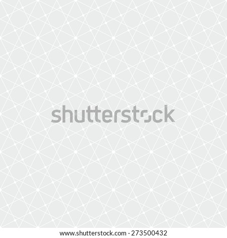 abstract geometric pattern by