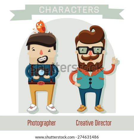 characters of professions