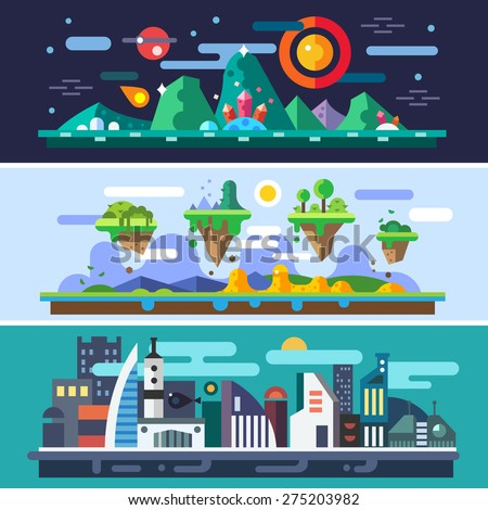 landscapes of the future  new