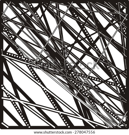 wireframe net surface