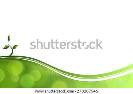 abstract background green lines