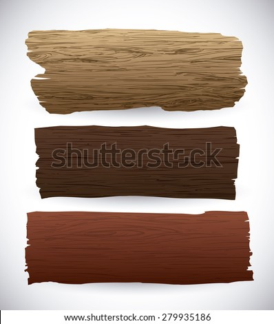 wooden texture and objects