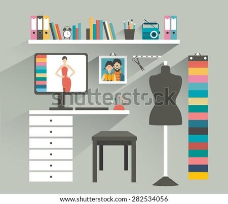 office workplace fashion