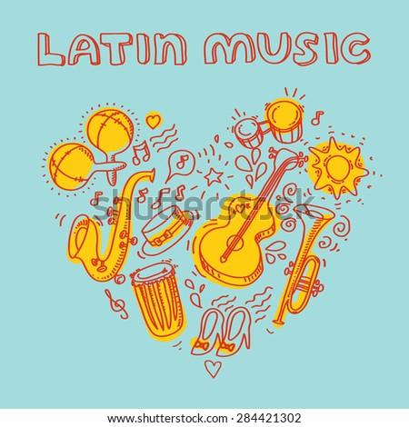 salsa music and dance