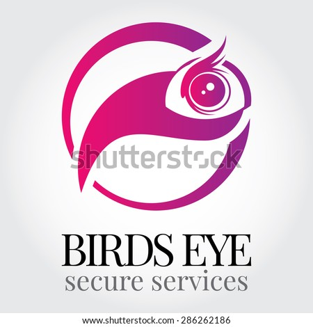 a heads of bird  eye and beak