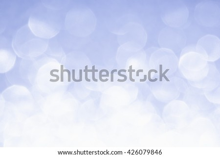 Abstract blurred background. Blue background. Serenity color, rose quartz color, trend color background. Bokeh.