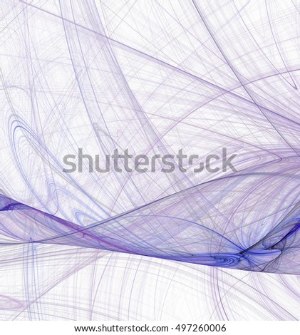 abstract fractal art background. Decoration for wallpaper desktop, poster, cover booklet, card. Abstract fractal color texture.An abstract computer generated fractal design.