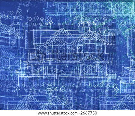abstract house plans
