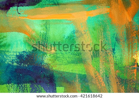 abstract paint background design