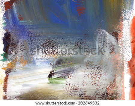 abstract paint background with texture