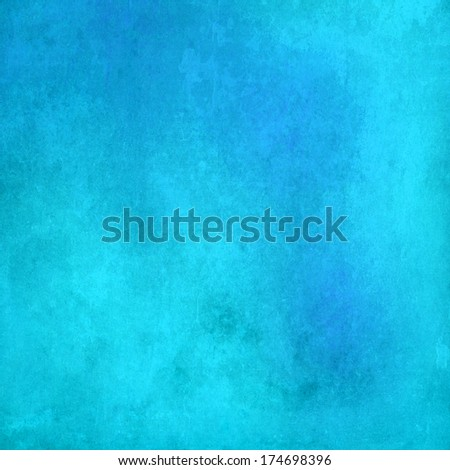 Abstract turquoise colorful background - stock photo