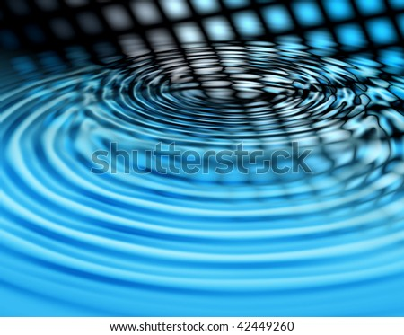 Abstraction wavy background for various design
