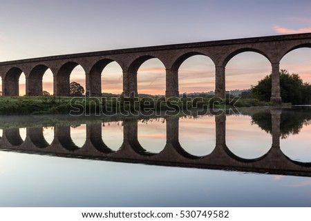 Arthington Viaduct, Leeds UK