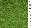 Artificial grass texture use for background - stock photo