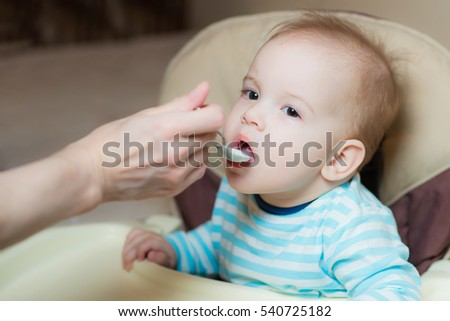 baby porridge