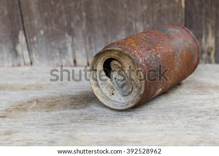 Background canned corroded rusty metal wall painted white background with metal rust stains, rust, rust stains . - stock photo