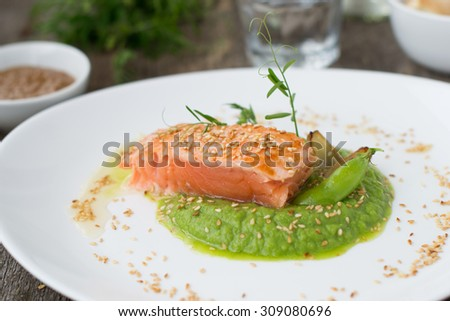 --baked-salmon-steak-with-sesame-seeds-and-served-with-mashed-green ...