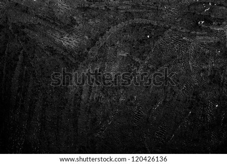 black old paper textures - perfect background with space - stock photo