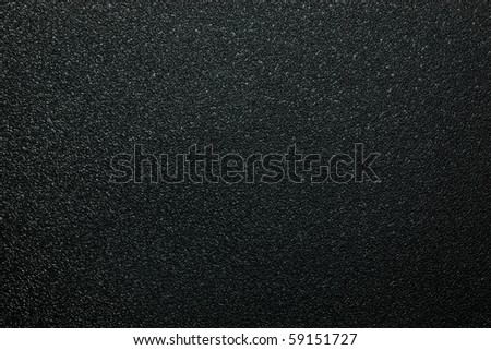 black texture,asphalt - stock photo