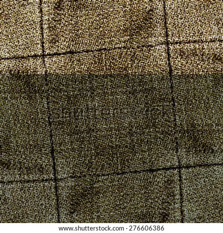 brown jeans texture,seams - stock photo