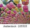 Buddhist festival - stock photo