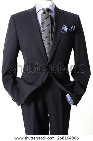 business suit, Suit, jacket, suit jacket, business suit on bust