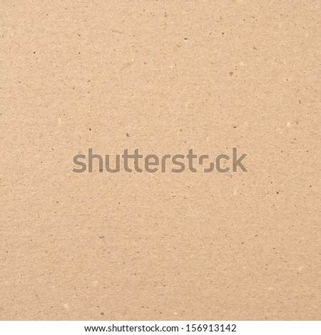 Cardboard as background  - stock photo