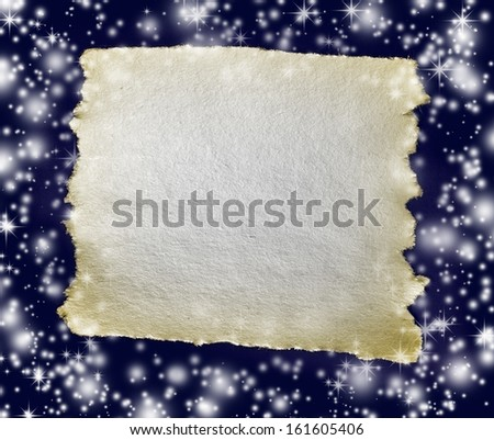 christmas background. card on the beautiful backgrounds  - stock photo