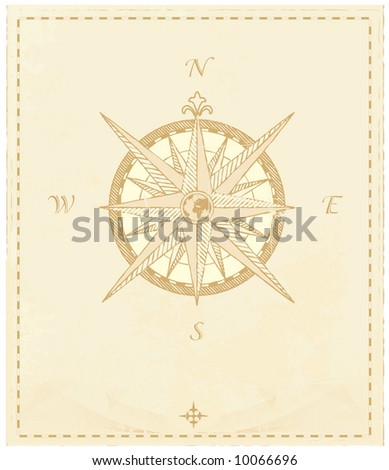 """Compass. Great for any """"direction"""" you want to go... - stock photo"""