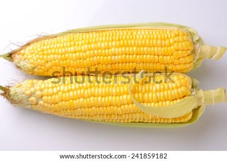 corns - stock photo