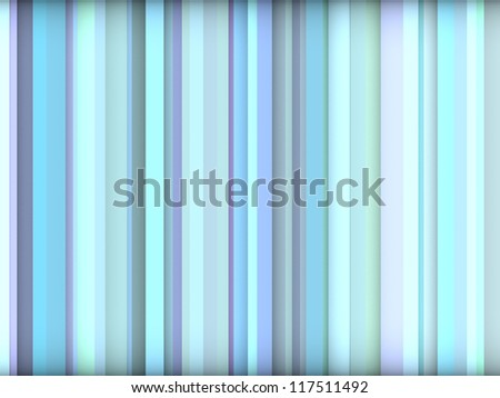 3d abstract blue purple backdrop in vertical stripes - stock photo