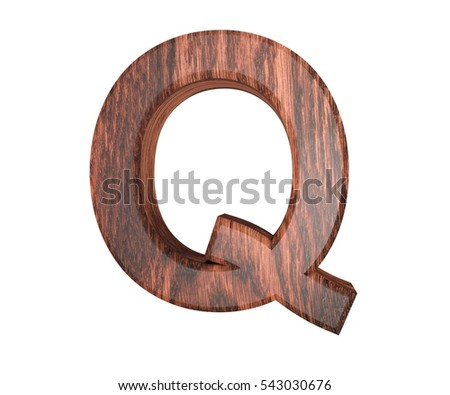 Wooden alphabet isolated on white background stock photo for 3d wooden alphabet letters