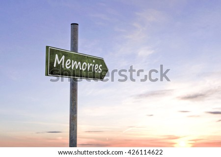 3d illustration of a street sign