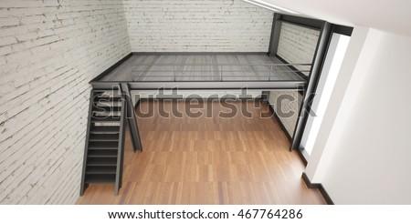Mezzanine Design Loft. Socketsite A Moveable Loft Mezzanine And ...
