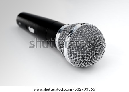 3d photo realistic rendering of wireless microphone