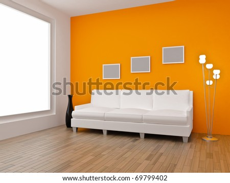 High Resolution Image Apartments In A Modern Style