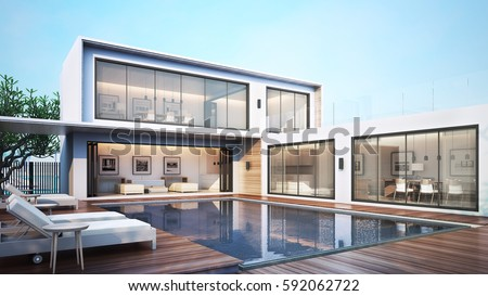 Villa Stock Images RoyaltyFree Images Vectors Shutterstock