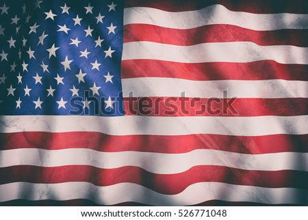 D Rendering Old United States America Stock Illustration - How old is the united states of america