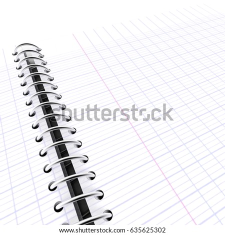 D Rendering Glowing Number  Ideal Stock Illustration