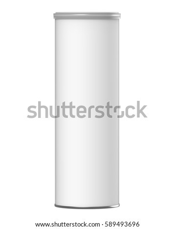 cylinder packaging template - vector roll display panel promotion panel stock vector