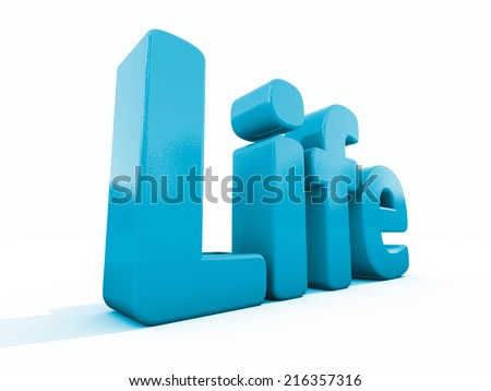3d word life