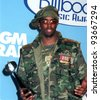 08DEC97:  Rap star PUFF DADDY at the Billboard Music Awards at the MGM Grand in Las Vegas. - stock photo