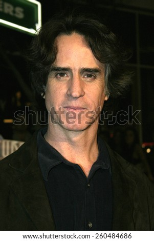 16 December 2004 - Hollywood, California - Jay Roach. The premiere of 'Meet The Fockers' at the Universal Amphitheatre Universal Studios in Hollywood.  - stock photo