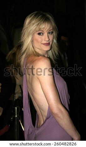 16 December 2004 - Hollywood, California - Teri Polo. The premiere of 'Meet The Fockers' at the Universal Amphitheatre Universal Studios in Hollywood.  - stock photo