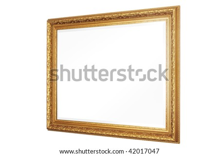 30 Degree Side View Mirror Gold Stock Photo & Image (Royalty-Free ...