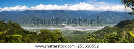 East Valley of TAIWAN