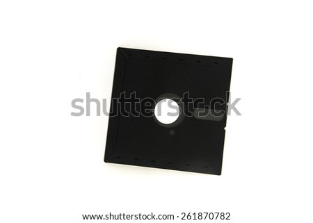 Floppy disk - stock photo